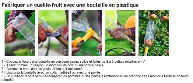 Cueille fruit - Cueille fruit telescopique ...