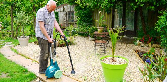 Jardin d 39 hubert for Allee de jardin sans herbe